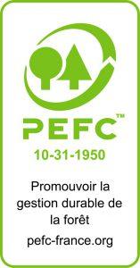 PEFC-logo HM