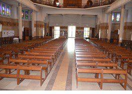 St Francois – Eglise Ste Bernadette – Montpellier (34)