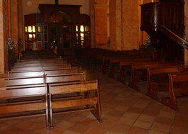 – St luc- Eglise Ste Trophyme – Bormes les Mymosas (83)