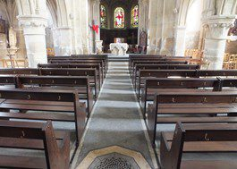 ste Anne – Eglise de St ouen l'Aumone (95)